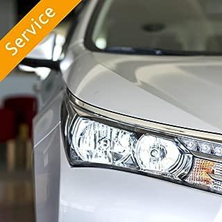 Automotive Headlight Conversion Kit Installation