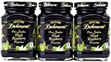Dickinson's Preserves 10 Ounce (Pack of 3) (Pure Seedless Black Raspberry)