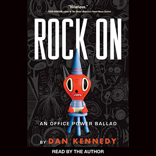 Rock On audiobook cover art