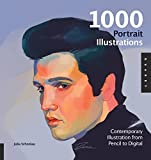 1,000 Portrait Illustrations (1000 Series) (English Edition)