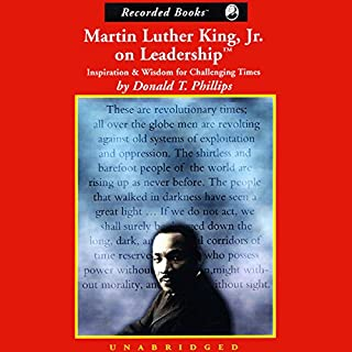Martin Luther King, Jr. on Leadership cover art