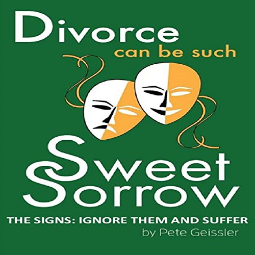 Divorce - The Signs audiobook cover art