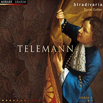 Stradivaria plays Telemann