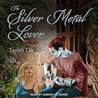 The Silver Metal Lover audiobook cover art