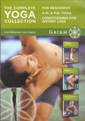 The Complete Yoga Collection: For Beginners, Am & Pm Yoga, Conditioning for Weight Loss