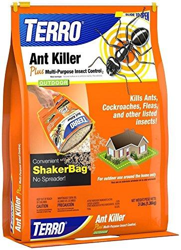 TERRO T901-6 Ant Killer Plus 3lb. Shaker Bag(2Pack)