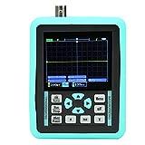 Mini osciloscopio digital portátil, DS01511E + 2.4in de mano 120MS/S Osciloscopio de ancho de banda Frecuencia de muestreo 500MHZ