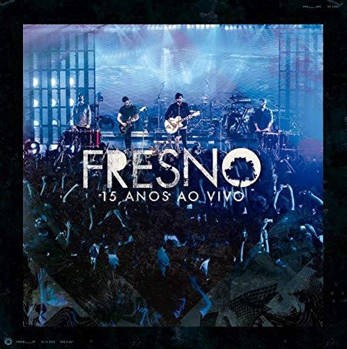 Fresno - Fresno 15 Anos Ao Vivo [CD]