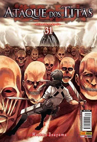 Ataque Dos Titãs Vol. 31