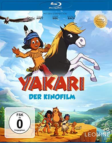 Yakari - Der Kinofilm [Blu-ray]
