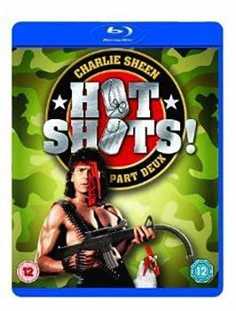 hot shots blu ray