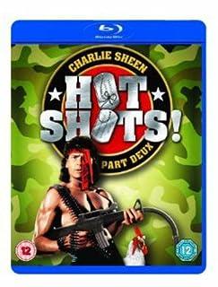 Hot Shots!: Part Deux [Blu-ray] [1993] [Region Free] (B00C2QQ45K)   Amazon price tracker / tracking, Amazon price history charts, Amazon price watches, Amazon price drop alerts