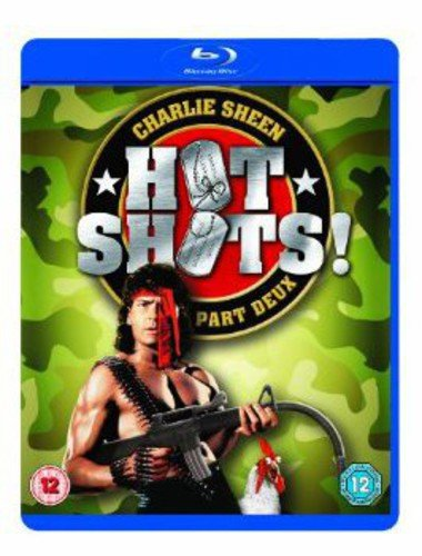 Hot Shots Part Deux BD [Reino Unido] [Blu-ray]