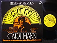 The Sun Story. Vol. 6 Carl Mann