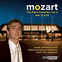 Mozart Piano Concertos, Vol. 3 by Wolfgang Amadeus Mozart (2012-03-13)