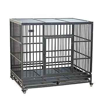 Chenils Cages Cage pour Chien Cage pour Chien Pliant Cage pour Chien Gros Chien Cheveux dorés Chien Moyen Alaska Cage pour Chien Chien de avec Cages