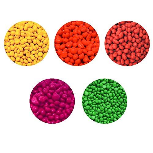 TrendLight 890284 Wachsfarbe für Kerzen zum einfärben, Set 5 helle Farben