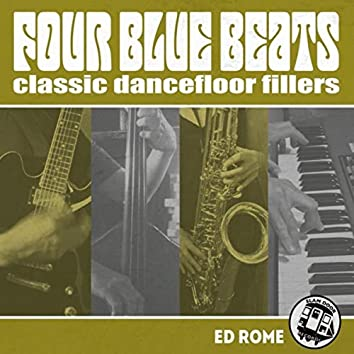 Four Blue Beats