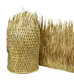 "FOREVER BAMBOO 511-60FB Mexican Palm Thatch Runner, 35"" x 60'"