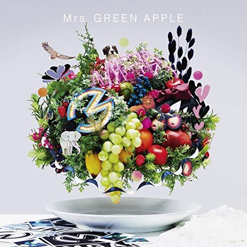 Mrs. GREEN APPLE