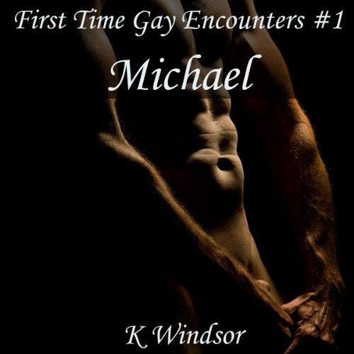 First Time Gay Encounters #1 audiobook cover art