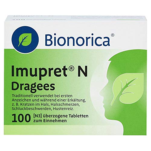 Imupret N Dragees, 100 St. Tabletten