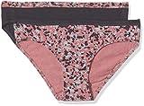 Schiesser Mädchen Multipack 2Pack Slips Unterhose, Mehrfarbig (Sortiert 1 901) 159018, 152 (Herstellergröße: S)