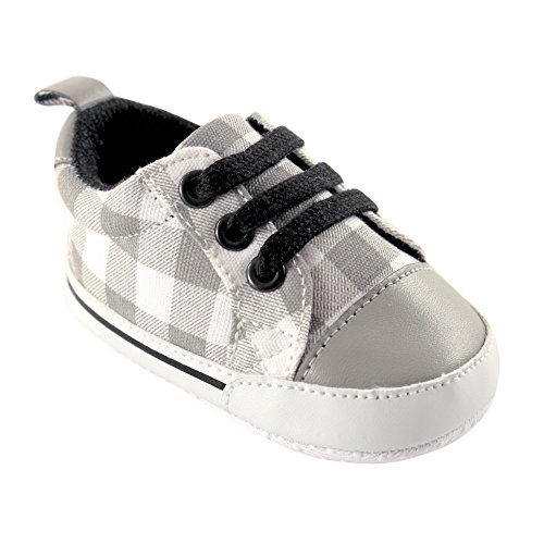 LIVEBOX Infant Baby Girls and Boys Premium Soft Sole Moccasins Tassels Prewalker Anti-Slip Toddler Shoes (S: 0~6 Months, Bow-Light Grey)