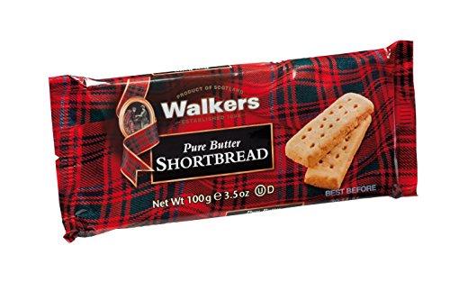 Walkers Shortbread - Galletas De Mantequilla, 100 g