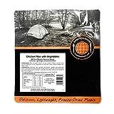 Expedition Foods Vegetable 450kcal, Riso di Pollo Unisex-Adulto, Arancione