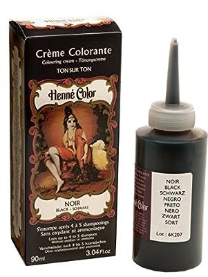Tinte de henna para