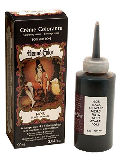 Henné Color Black (schwarz) Henna-Tönungscreme