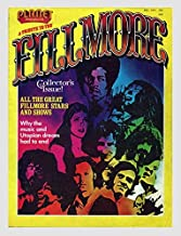 Bill Graham Magazine A Tribute to The Fillmore 1971 Last days of Fillmore East & West