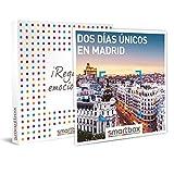 Smartbox - Caja Regalo - Dos días únicos en Madrid - Idea de Regalo - 1 Noche con Desayuno para 2 Personas