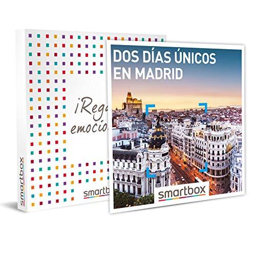 Caja Regalo   Dos días únicos en Madrid   Idea de Regalo   1 Noche con Desayuno para 2 Personas