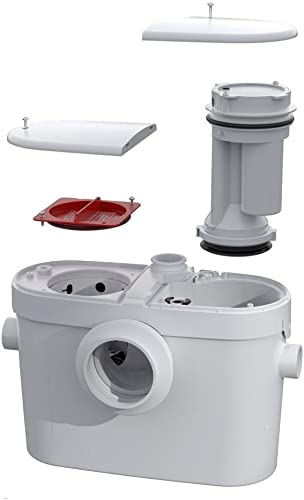 lowest Saniflo 081 online sale Saniaccess2 is used to wholesale create an additional half bathroom outlet online sale