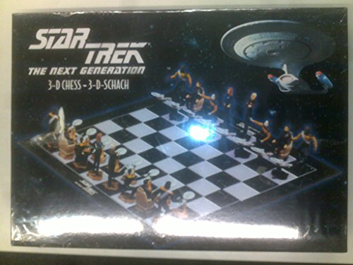 Star Trek 3D Schachspiel The Next Generation