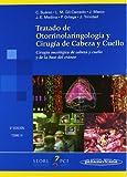 Tratado de otorrinolaringologia y cirugia de cabez: Cirugía oncológica de cabeza y cuello y de la base del cráneo: 4 (Tratado de Otorrinolaringología y Cirugía de la Cabeza)