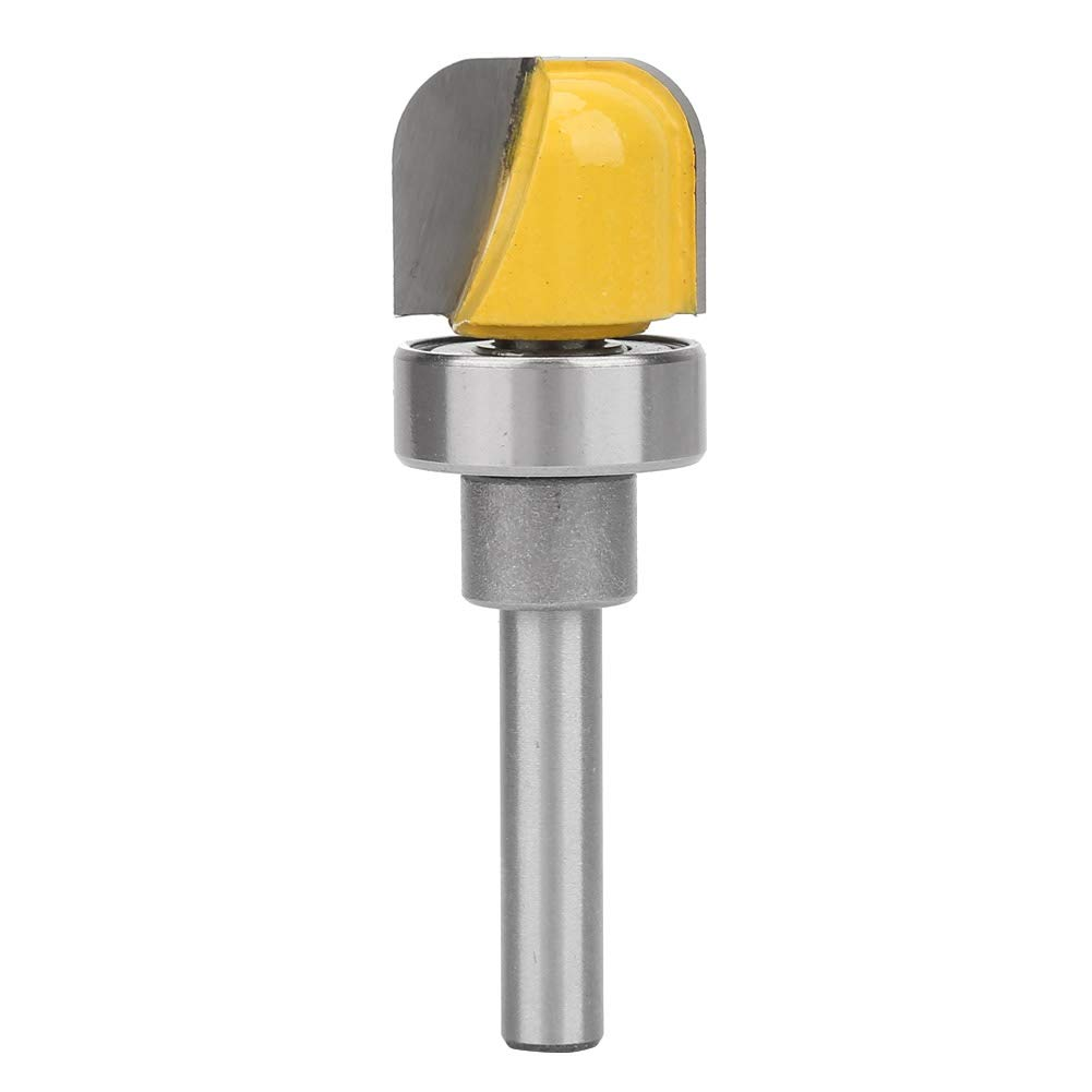iFCOW Bowl Tray Boston Mall Template Router Bit Our shop OFFers the best service 4 3 1 Shank Diameter