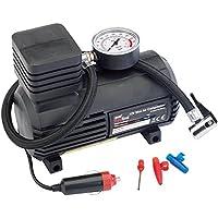 Draper redline 81023-12v mini compresor de aire analógica