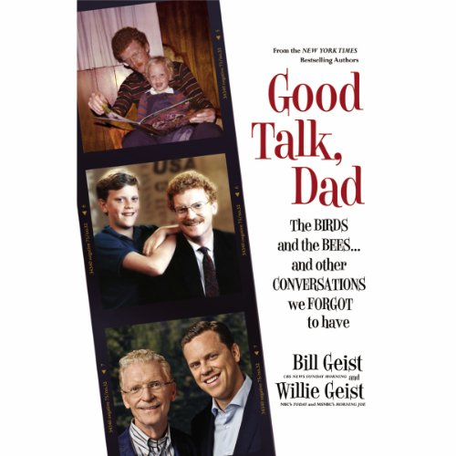 Good Talk, Dad cover art