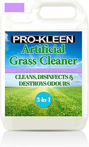 Limpiador desinfectante y desodorizante para césped artificial Pro-Kleen, de 5 litros