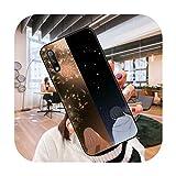 Japon Life and Death Coque pour Huawei Honor 8A 9 10 8X 8S 9X i 7X 7A 20 A Lite Pro Noir Coque 3D...