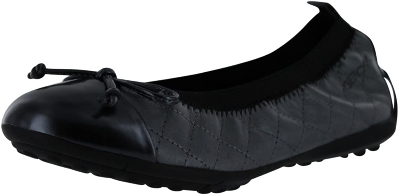 Geox Girls Piuma Ballerina Kids Flats Shoes