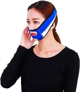 Afslanken van het gezicht, V-Line Chin Cheek Lift Up Band voor vrouwen, kin Gym Double Chin Reducer Face Slimming Bandage ...