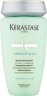 Kerastase Specifique Bain Divalent Unisex Oily Hair Shampoo, 250 ml