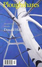 Ploughshares Fall 2001 Guest-Edited by Donald Hall