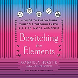 best witchy books for beginners #6 bewitching the elements book cover