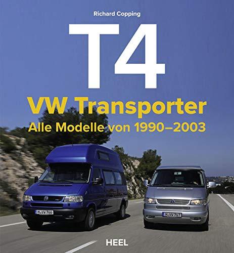 VW Transporter T4: Die Bulli-Revolution - Alle Modelle 1990 - 2003