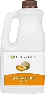 Tea Zone 64 fl.oz Cantaloupe Syrup